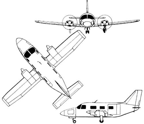 Piper PA-35 Pocono