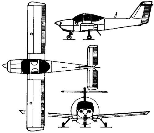 Piper PA-38-112 Tomahawk