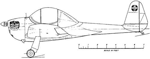 Piper PA-8 Skycycle