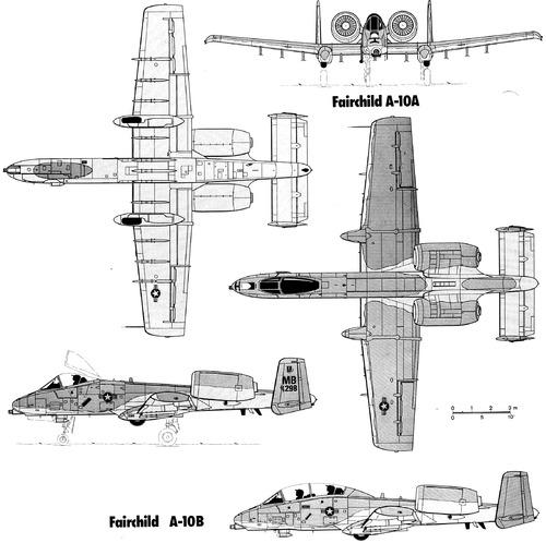 Republic A-10 Thunderbolt II