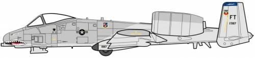 Republic A-l0A Thunderbolt II