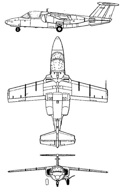 SAAB 105 SK-60
