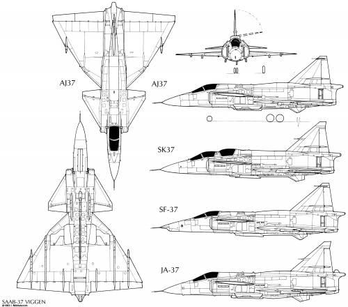 SAAB-37 Viggen