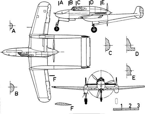 SAAB J 21A