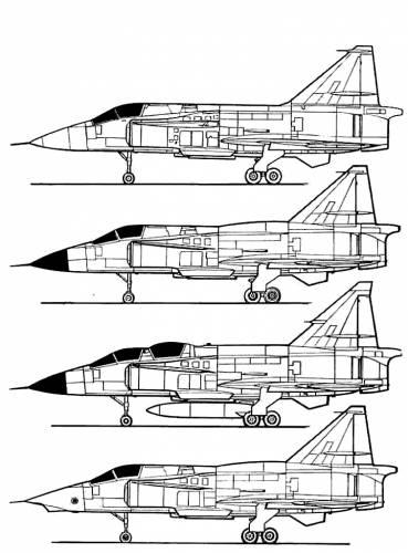 SAAB J 37 Viggen