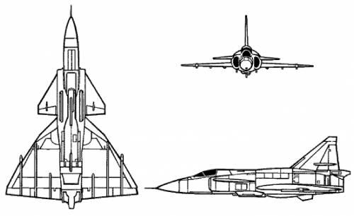 SAAB Viggen AJ-37