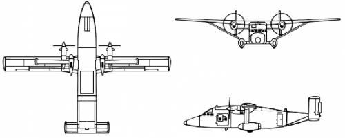 Short C-23A Sherpa