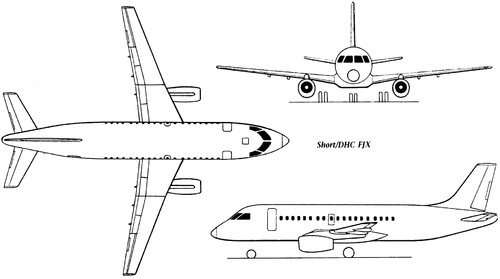 Short-DHC FJX