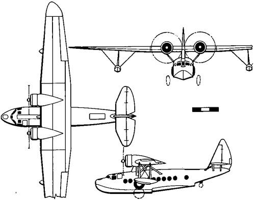 Sikorsky S-43A