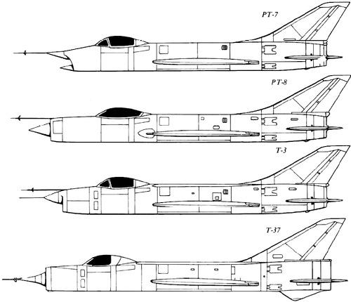 Sukhoi PT