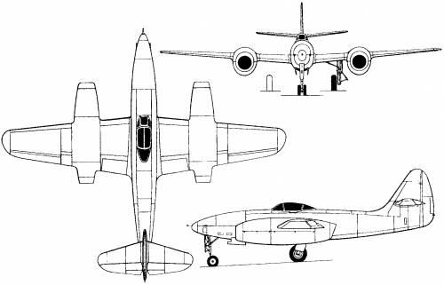 Sukhoi Su-11 (I) (Russia) (1947)
