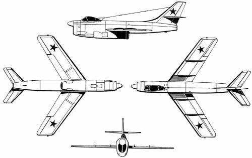 Sukhoi Su-15 (1949)