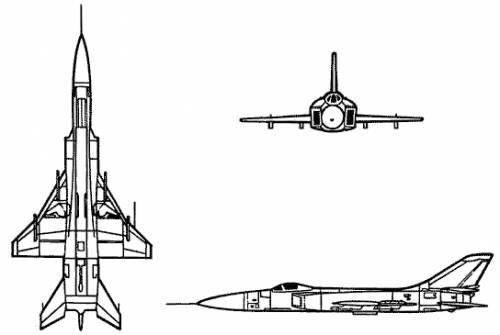 Sukhoi Su-15 Flagon