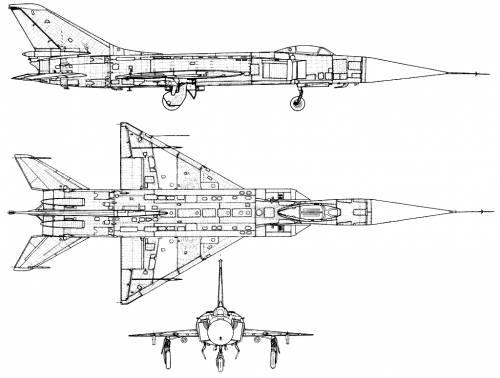 Sukhoi Su-15 (Flagon)