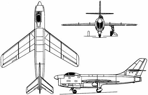 Sukhoi Su-15 (I) (Russia) (1949)