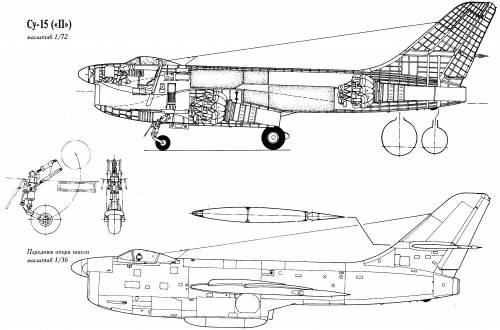 Sukhoi Su-15 (Pervei)