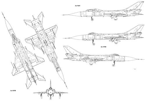 Sukhoi Su-15TM Flagon G