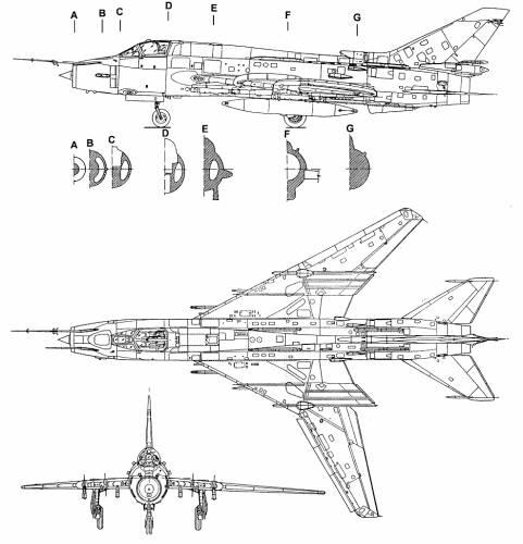 Sukhoi Su-17 (Fitter)