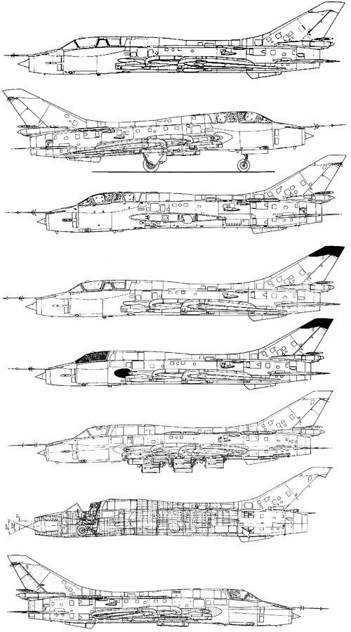 Sukhoi Su-17 Fitter