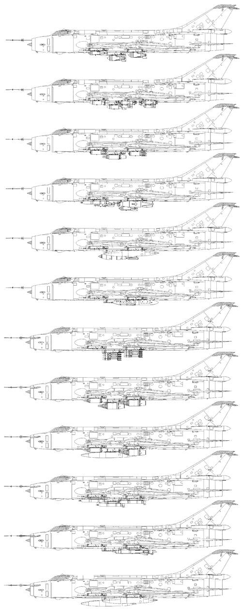 Sukhoi Su-17 Fitter B