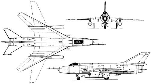 Sukhoi Su-17 Fitter C
