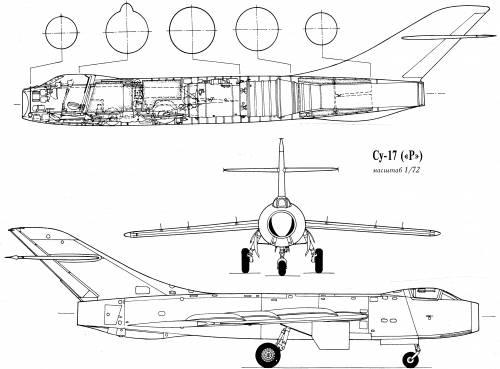 Sukhoi Su-17 (Pervei)