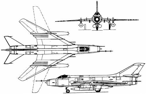 Sukhoi Su-17 (Russia) (1966)