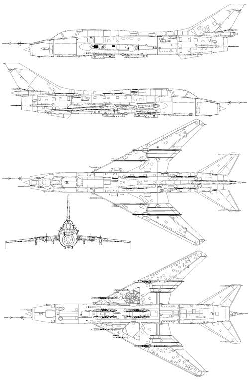 Sukhoi Su-17M3 Fitter C