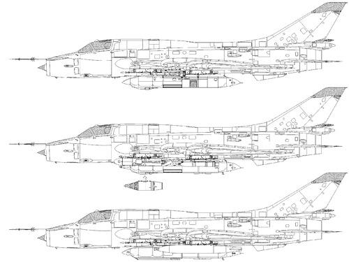 Sukhoi Su-17M3P Fitter H
