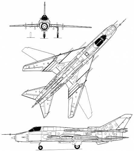Sukhoi Su-17M Fitter D