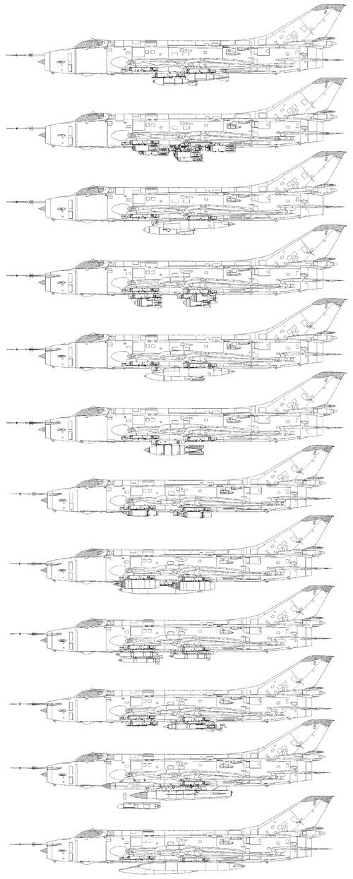 Sukhoi Su-17M Fitter K