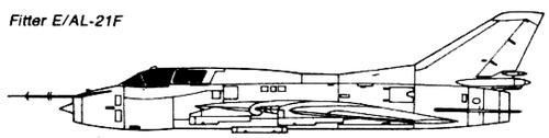 Sukhoi Su-17UM Fitter E