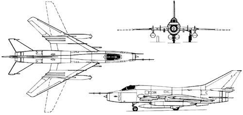 Sukhoi Su-22M Fitter J