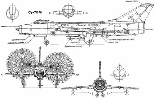 Sukhoi SU-7BM