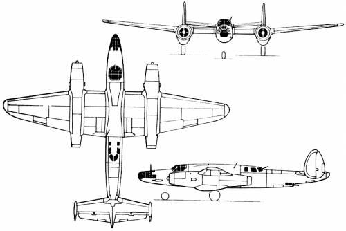 Tupolev 77 / Tu-12 (Russia) (1947)