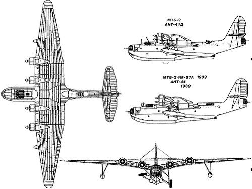 Tupolev ANT-44 (MTB-2)