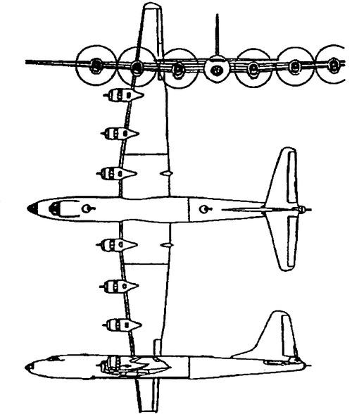 Tupolev Project 485