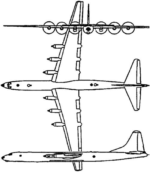 Tupolev Project 489
