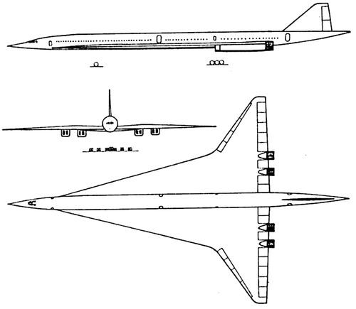 Tupolev SPS