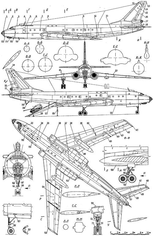 Tupolev Tu-107