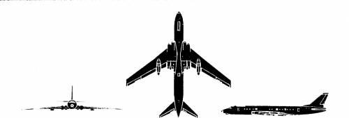Tupolev Tu-110 Cooker