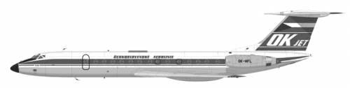 Tupolev Tu-134A