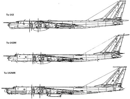 Tupolev Tu-142 Bear