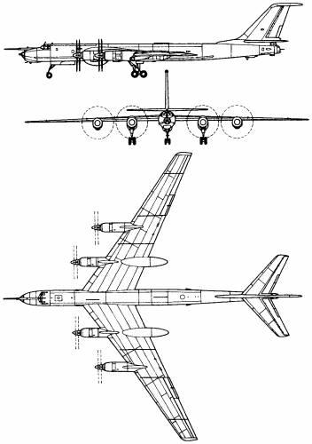 Tupolev Tu-142 (Russia) (1968)