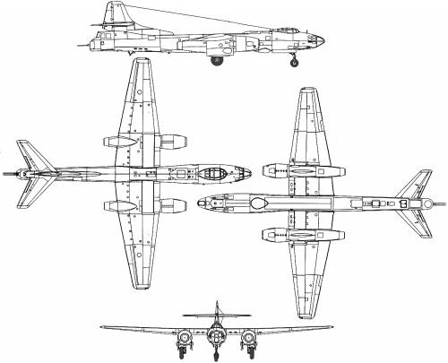 Tupolev Tu-14 (Bosun)