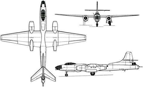 Tupolev Tu-14 (Tu-81) (Russia) (1947)