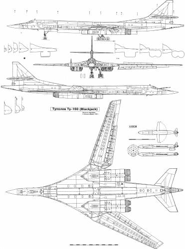 Tupolev Tu-160 AiV