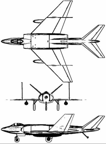 Vickers 525