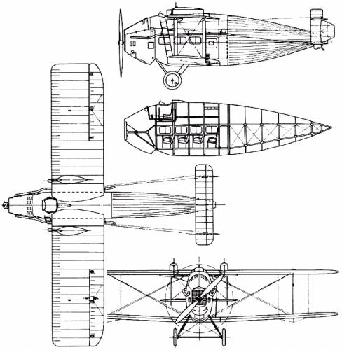 Vickers 61 Vulcan (England) (1922)