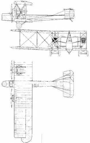 Vickers FB27 Vimy Atlantic (1929)